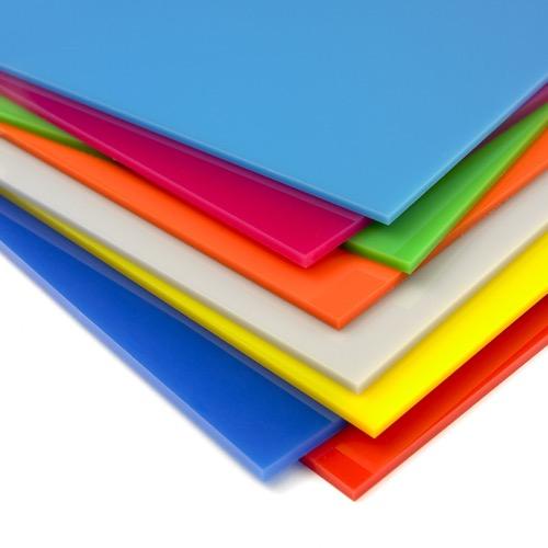 Colour Perspex