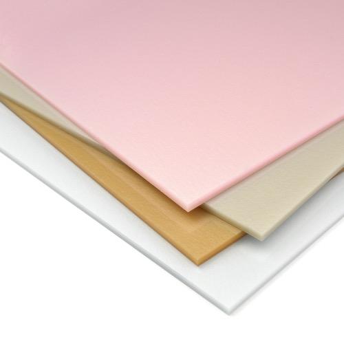 Metallic and Sparkle Perspex