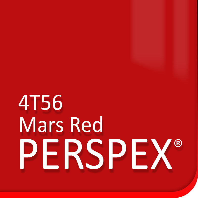 Mars Red Fluorescent 4T56