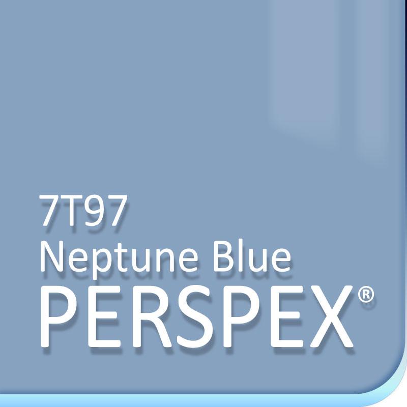 Neptune Blue Fluorescent 7T97