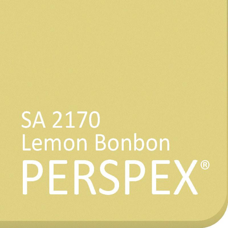 Lemon Bonbon Frost Perspex SA 2170