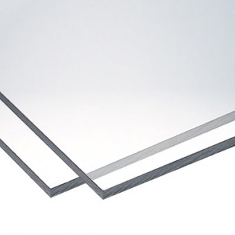 Clear Solid Polycarbonate