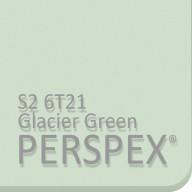 Glacier Green Frost Perspex S2 6T21