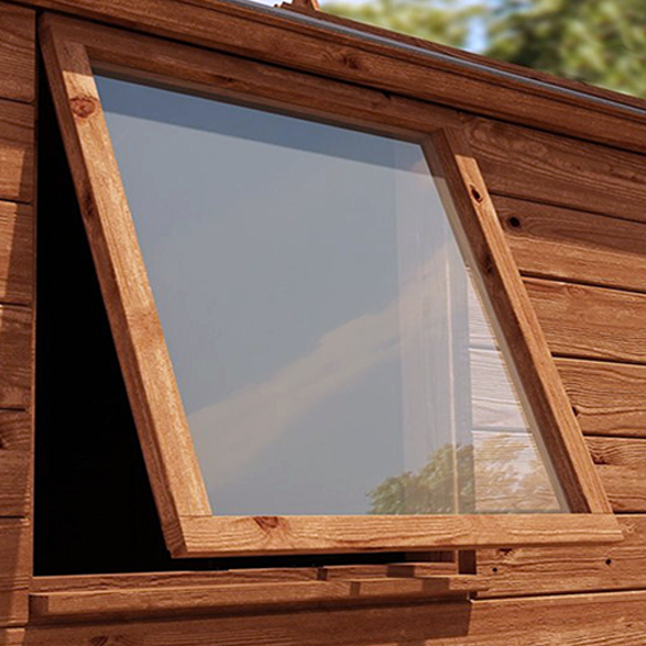Shed Window Cut To Size