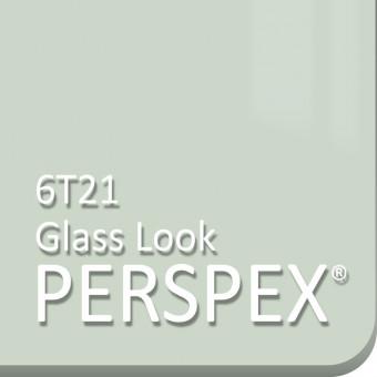 Light Green Tint Perspex 6T21
