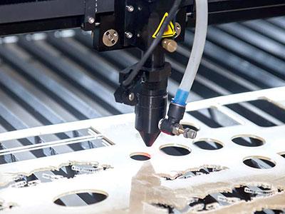 perspex laser cutting