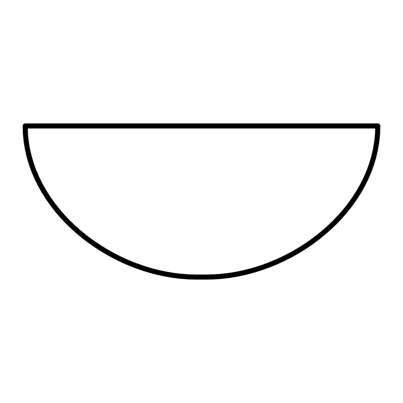 Semi-Elliptic Shelf