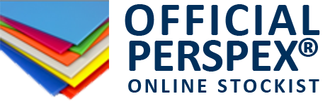 OFFICIAL PERSPEX® ONLINE STOCKIST